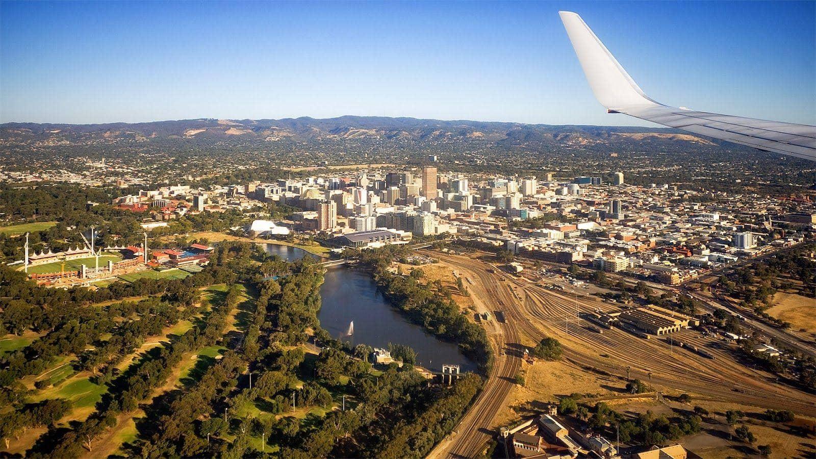 Adelaide image city